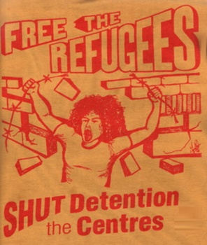 refugee t shirt picture