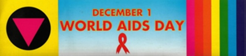 World AIDS Day - 1 December